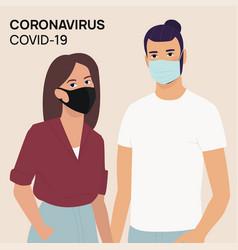 coronavirus in china novel coronavirus 2019-ncov vector image
