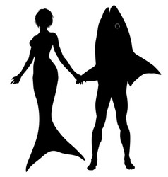 mercouple vector image