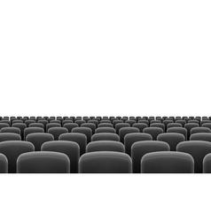 Theater seats vector