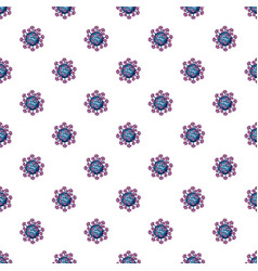 Virus pattern vector