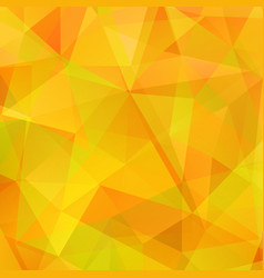 Abstract triangular mosaic background vector