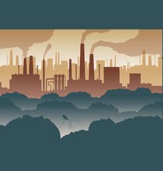 Air polluting vector