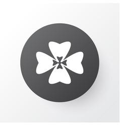Clover icon symbol premium quality isolated vector