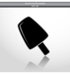 ice cream web icon vector image