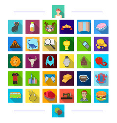 Sport industrially medicine and other web icon vector