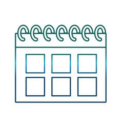 calendar icon image vector image vector image