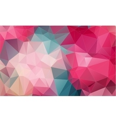 Vintage Two-dimensional colorful background vector