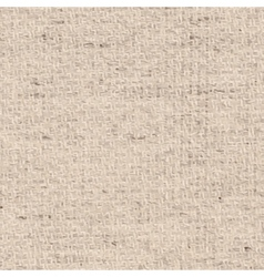 Light natural linen texture EPS 10 vector image