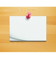 post note vector image