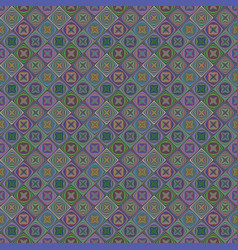Geometrical diagonal curved shape pattern - tiled vector
