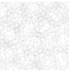 Seamless pattern from fine lines decagon vector image