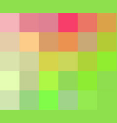 Multicolored mosaic background vector