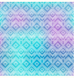 watercolor vintage seamless pattern vector image