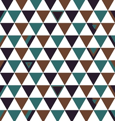 Argentina Top Colors Background Triangle Polygon vector image