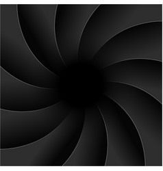 camera shutter photography background aperture vector image
