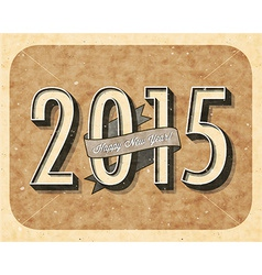 New years 2015 design vector