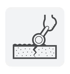 Waterprowater leak vector