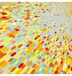 Abstract colorful design background EPS 8 vector image