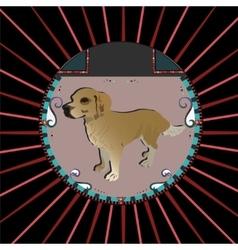 Cocker Spaniel vector image
