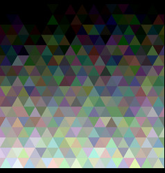 geometric polygonal triangle tile background vector image