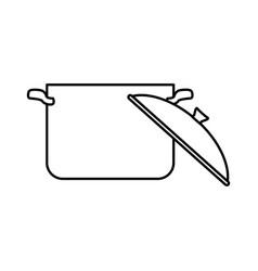 Kitchen utensil for cook vector