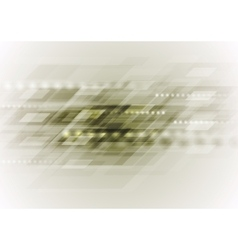 Light dirty green abstract technology background vector