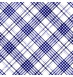 seamless tartan plaid pattern in stripes dark vector image