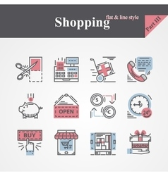 Shopping Part III vector