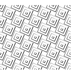 Square pattern series seamlessly repeatable vector