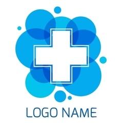 Template design logo medical vector