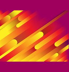 creative geometric wallpaper trendy gradient vector image