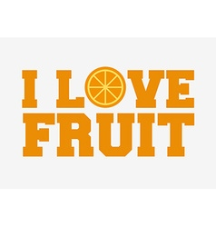 Delicious fruits design vector