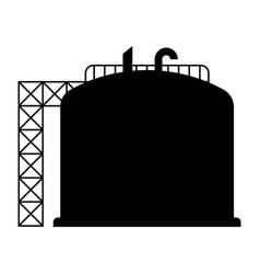 Oil storage vector