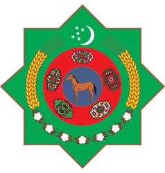 Turkmenistan vector