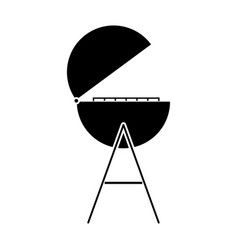 Barbecue or grill vector