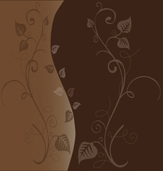 background postcard vector image