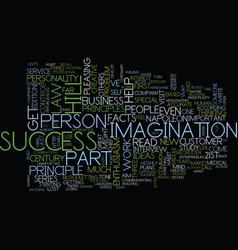 Law of success part ii text background word cloud vector