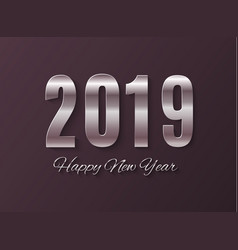premium luxury new year background for holiday vector image
