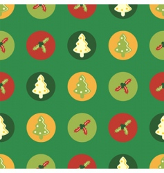 christmas paper vector image