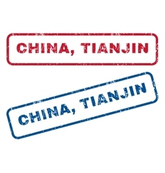 China Tianjin Rubber Stamps vector