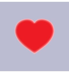 Heart icon 1 vector