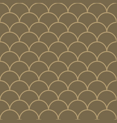 seamless pattern moroccan vintage style vector image