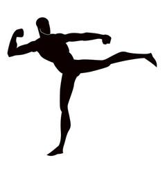 Martial arts vector