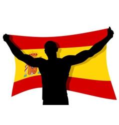 The winner flag vector