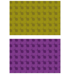 green and purple texture vector image