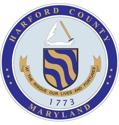 Harford County vector