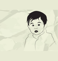 Kid vector