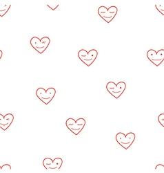 little heart vector image vector image