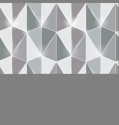 3d metal textured seamless pattern background vector image