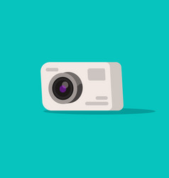 camera photo or action-cam vector image
